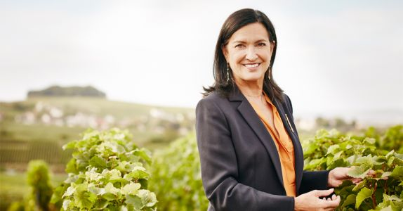 Next Round: Keeping Krug Champagne Cool with Maggie Henríquez