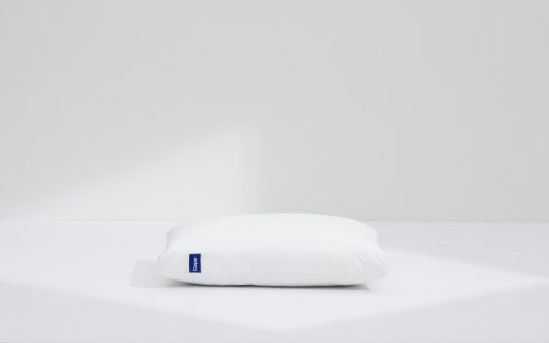 I tried Casper's new $35 pillow that's designed to help you sleep anywhere- here's what it's like