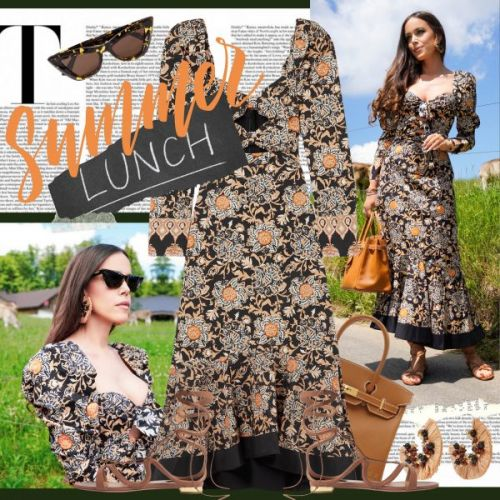 My Look: Summer Lunch