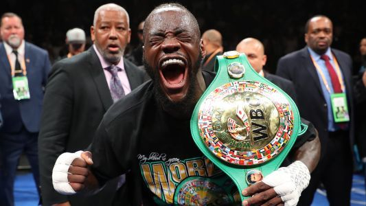 Deontay Wilder asks for patience over Anthony Joshua fight