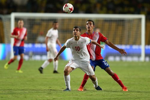 U17 World Cup: Iran want to appeal against Ghobeishavi booking