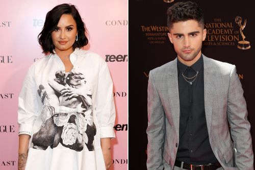 Max Ehrich publicly pleads for Demi Lovato's attention after breakup