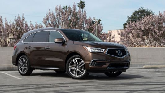The 2019 Acura MDX's Best Attribute Is Also Kind Of A Curse