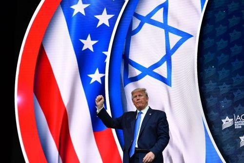 Trump Is Not Really Pro-Israel-He's Pro-Trump