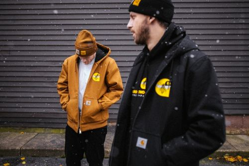 Carhartt WIP & Shop 412 Deliver a Commemorative Anniversary Collection