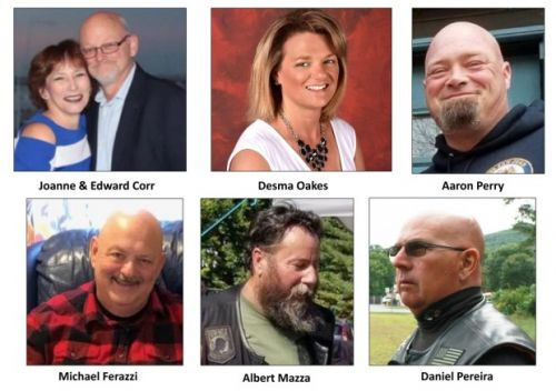 Bikers killed in NH crash remembered: 'He was my brother'