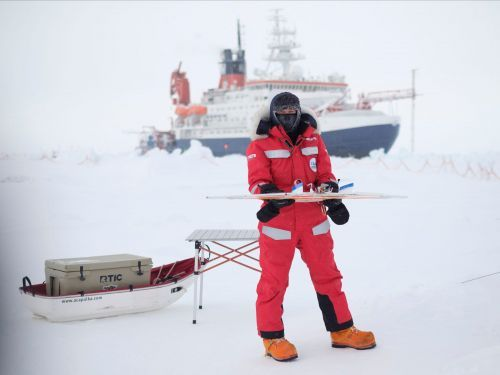 I was trapped on a boat in the Arctic for almost 5 months while on a science expedition because of the pandemic - here's what it was like
