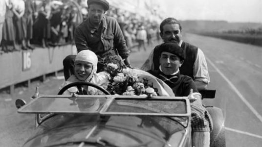 The First Woman to Ever Compete in Le Mans Still Holds The Title of the Highest-Finishing Female Competitor