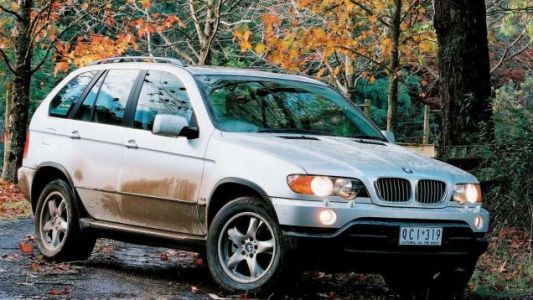 The BMW X5 Was Designed In 2 Hours On A Plane And. Yeah That Tracks