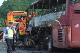 Bus crash in Northern Laos kills 14 people, injures 30 others