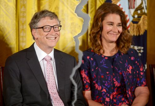 Bill Gates Is Worth $130 Billion-Here's How Much His Wife Will Get in Their Divorce Settlement