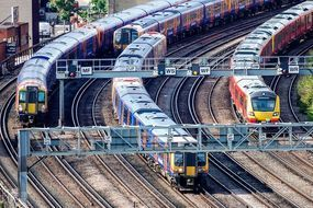Severe delays for London commuters, train services on Great Northern plagued by trespassers