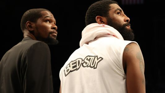 Kevin Durant, Kyrie Irving could lead improbable Nets run if they're back for playoffs
