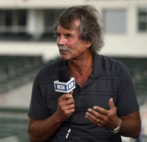 David Price: 'It's trash' for Dennis Eckersley to answer questions about 2017 altercation