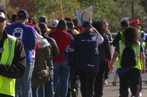 New Mexico voters mobilize in support of candidates