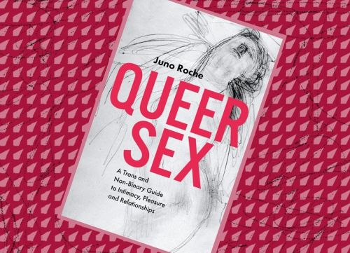 This book is an honest insight into intimacy for trans & non-binary people