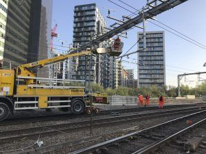 'Stay off the Railway' Warning as High Voltage Cables Switched on in Manchester