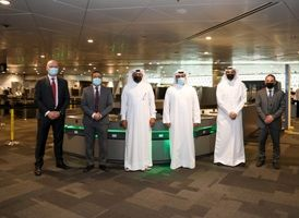 Hamad International Airport installed an innovative screening technology at its security checkpoint