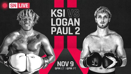 Logan Paul vs. KSI 2 live updates, round-by-round results, highlights from the YouTubers' rematch fight
