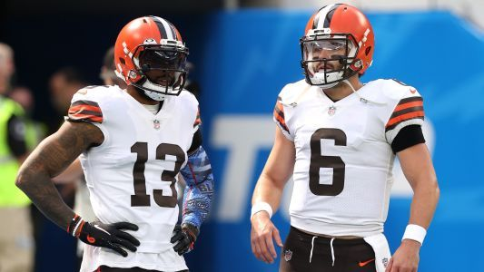 Baker Mayfield with and without Odell Beckham Jr.: Breaking down Browns QB's pass tendencies with star WR