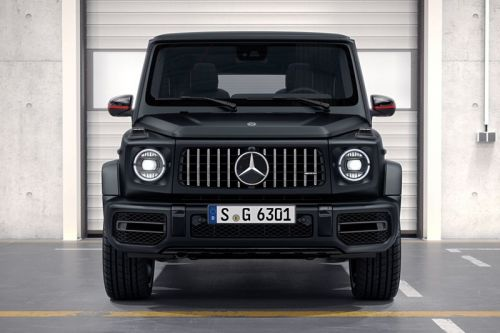 The Mercedez-Benz G-Wagon Is Going Electric