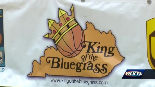 King of the Bluegrass basketball tournament returns for 38th year