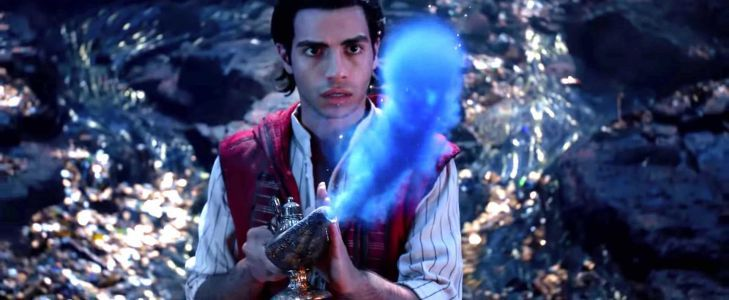 'Aladdin' trailer reveals new takes on classic songs 'A Whole New World,' 'Friend Like Me'