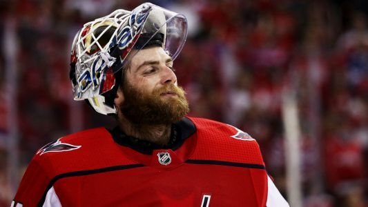 NHL playoffs 2018: Capitals' Braden Holtby makes 24 saves, records first shutout of season in Game 6 win