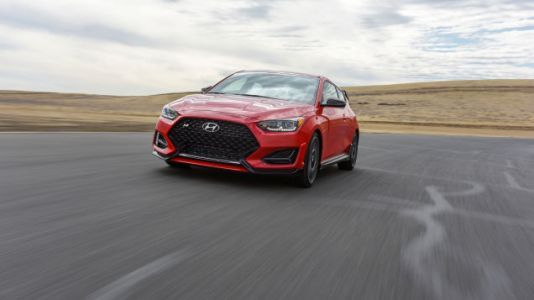 Hyundai's Veloster N Is Coming For The GTI's Hot Hatch Lunch Money