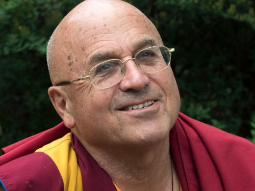 A day in the life of 'the happiest man in the world' - a Buddhist monk who wakes at dawn to watch the sunrise, owns only a few pieces of clothing, and spends hours wishing happiness for others