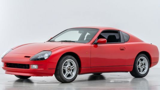 This Missing Link 1990s Nissan Z Prototype Is Cooler Than It Has Any Right To Be