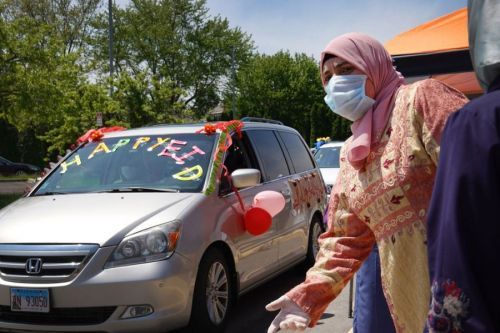US Muslims try to balance Eid rituals and celebrations with virus concerns