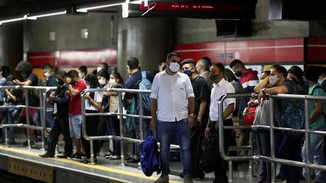 Latin America OVERTAKES US & Canada as second-worst affected region in Covid-19 pandemic - AFP tally