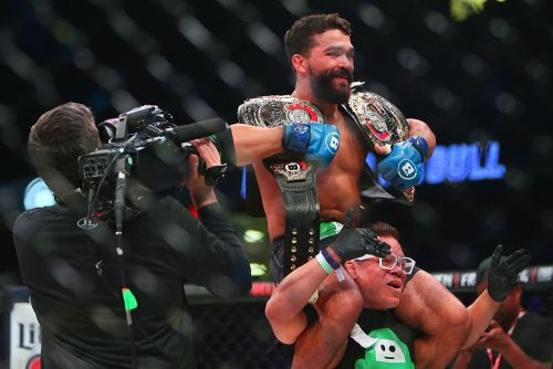 Patricio Freire gloats over Bellator 221 win, shuts down Michael Chandler's response