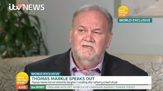 Meghan Markle's Dad Thomas Breaks His Silence and Reveals What He Really Thinks of Prince Harry!