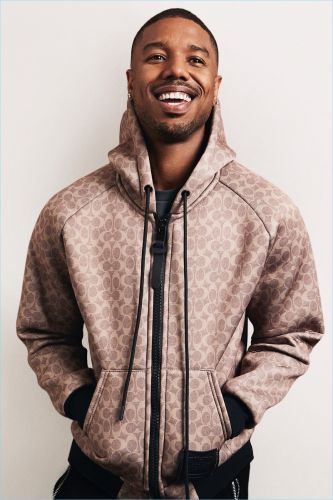 Coach Taps Michael B Jordan for Upcoming Campaign & Collaboration