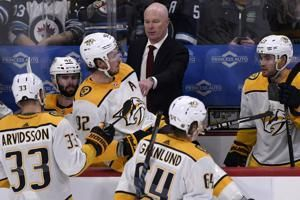 Six coaching changes a highlight at midpoint of NHL season