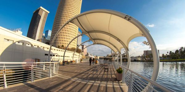 'Take Me to the River': See Tampa's Most Vibrant Scenes Along the Waterfront