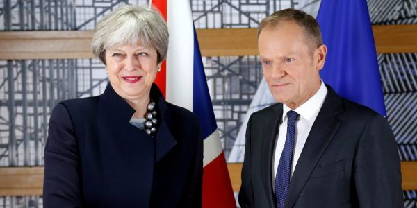 The time is running out for Theresa May to save her Brexit deal