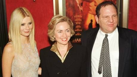 'How could we have known?' Clinton claims ignorance on Weinstein accusations despite numerous warnings to campaign
