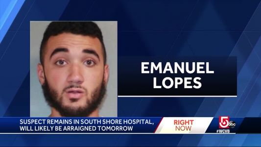 No arraignment yet for man accused in shooting of officer, woman