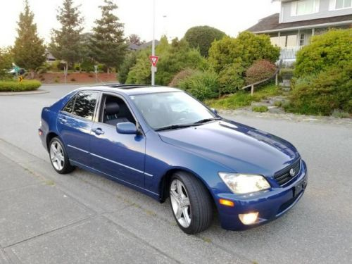 At CAN$10,500, Does This 2002 Lexus IS300 Bring Home the Canadian Bacon?