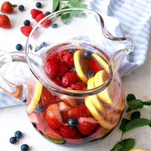 Berry Rose Sangria