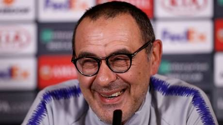 OFFICIAL: Juventus confirm Maurizio Sarri as manager