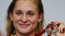 Top Swimmer Says She's Not Competing In Olympic Trials Due To 'Misogynistic Perverts'