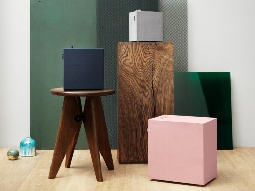 I tested the gorgeous Urbanears speaker cubes, starting at $199 - and yes, they sound as good as they look