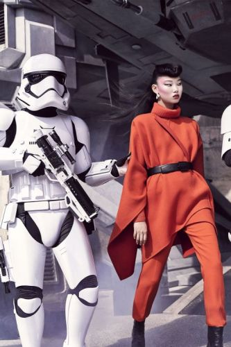 Disney World's New Star Wars Attraction Gets the High