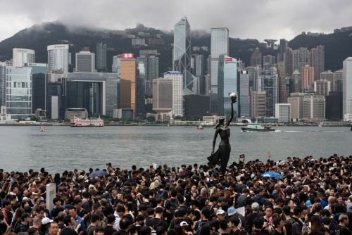 'It's Life or Death:' Hong Kong Protests Risk Its Special Trade Relationship With the U.S