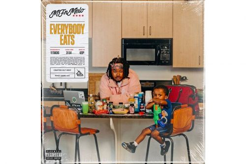 "MFnMelo Enlists Saba for 'Everybody Eats' Lead Single ""What A Life"""