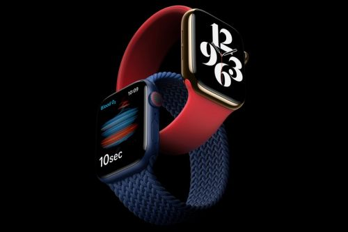 Apple Introduces Latest Apple Watch Series 6 and New Apple Watch SE